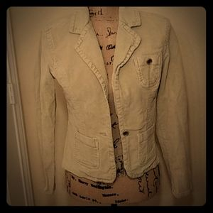 Corduroy junior jacket